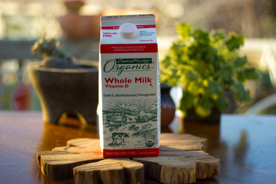 Matcha Pear Green Smoothie Reciope Milk