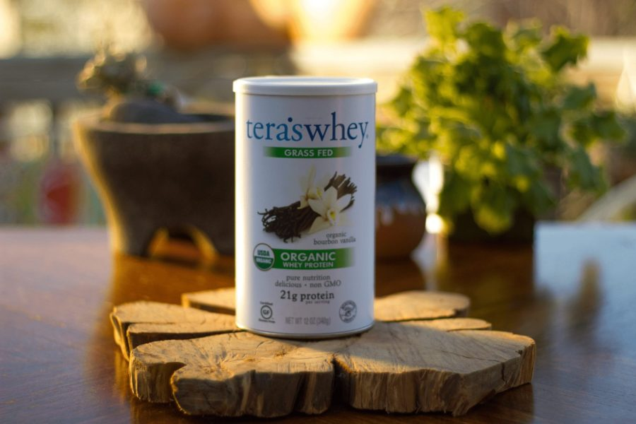 Matcha Pear Green Smoothie Reciope Whey Protein