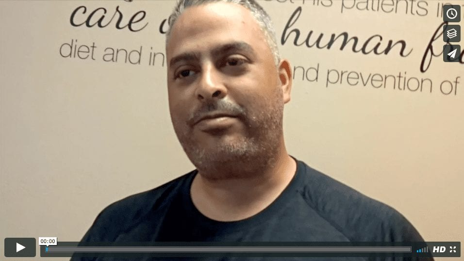 Mark Acosta Dr John Banda Testimonial